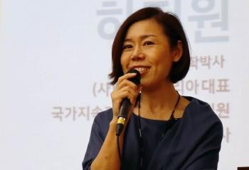 [회원소식] 에코맘코리아 하지원대표