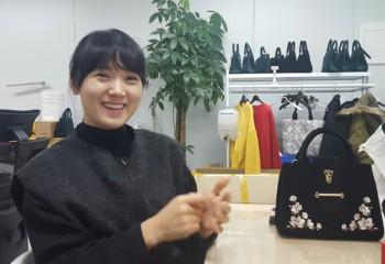 젠니클로젯 핸드백 '순백(純Bag)' 완판 행진