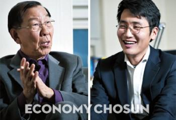 """""""나누고…가르치고…섬기라"""" 전직 CEO 낮은 데로 향하다(이코노미조선 2015년 1월)"""