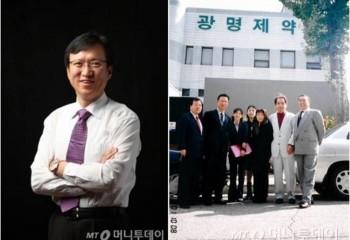 [한국제약 120년을 이끈 사람들]윤성태 휴온스글로벌 부회장