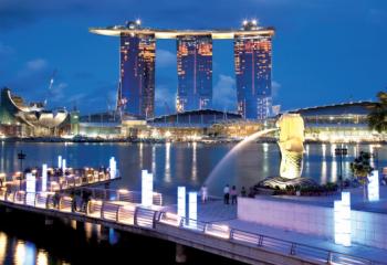 김종훈 한미글로벌 회장 칼럼( 한경머니 11월호)- 싱가포르를 아시아의 관광명소로 만든 '신의 한수'
